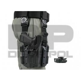 Nivel 3 para pistola con linterna Xiphos