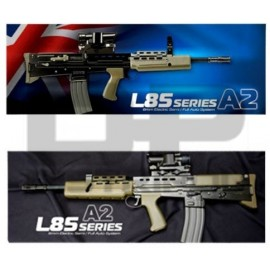 L85A2 Blowback Full Metal G&G