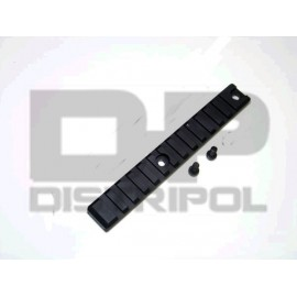 RAIL METALICO LARGO G36