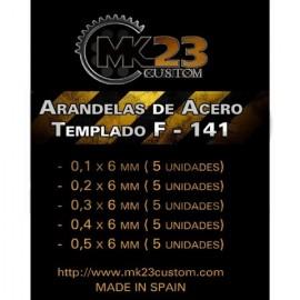 ARANDELAS DE ACERO TEMPLADAS F-141