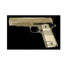 WE COL 1911 DESERT  CON RAIL