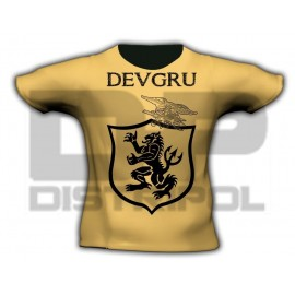 CAMISETA DEVGRU NAVY SEAL TAN