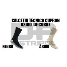 CALCETIN CUPRON ARIDO