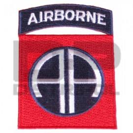 PARCHE 82.ND AIRBORNE