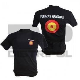 CAMISETA FUERZAS ARMADAS