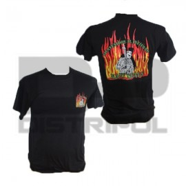 CAMISETA INFIERNO NAVY SEAL