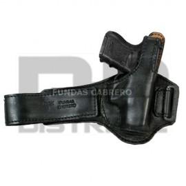 Funda tobillera Glock 26