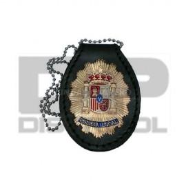 Porta placa policía - 4007 CABRERO