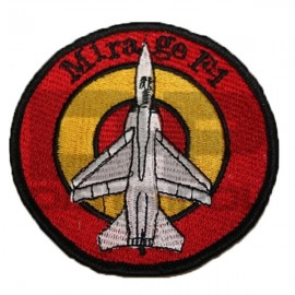 PARCHE BORDADO  MIRAGE F1