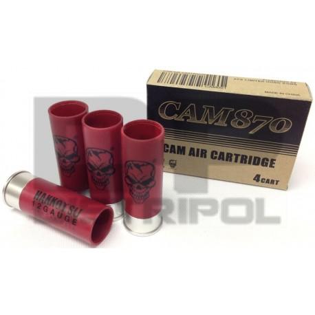 Co2 Shot Gun Shell pack 4pc