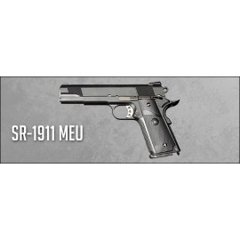 Pistola SR1911 MEU (Marine Expeditionary Unit) fullmetal