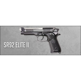 SR92 ELITE II full metal