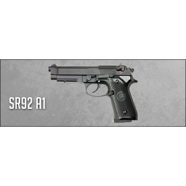 SR92 A1 full metal