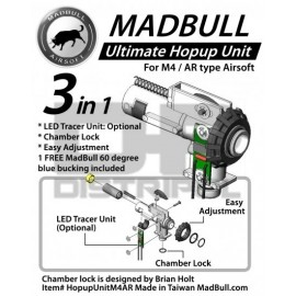 HOP-UP M4/AR DE MADBULL