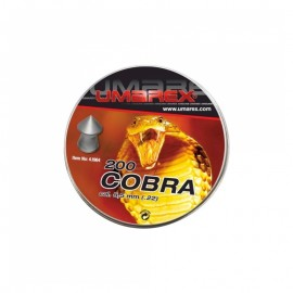 Balines Umarex Cobra 1,02 G 200 X 5 Pack - 5,5 mm