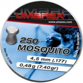 Balines Umarex Mosquito 0,83 G 250 X 5 Pack - 5,5 mm