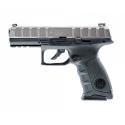 Pistola Beretta APX Blowback Bicolor Co2 - 4,5 mm BBs Acero