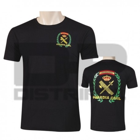 CAMISETA LAUREL G.CIVIL