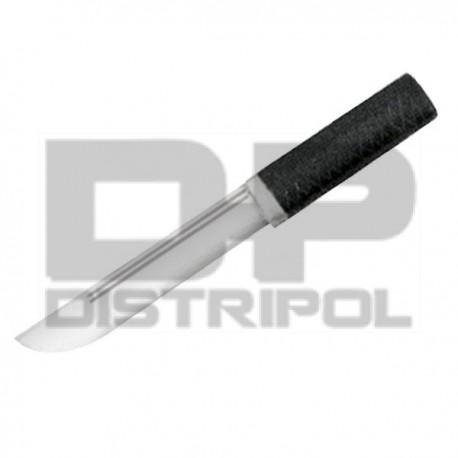 Cuchillo de goma para entrenamiento
