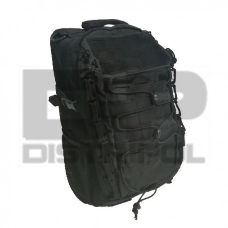 MOCHILA IMMORTAL WARRIOR UTILITY 20L NEGRA