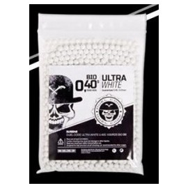 BIO BB ULTRA WHITE 0.40G 1000RDS DUEL CODE