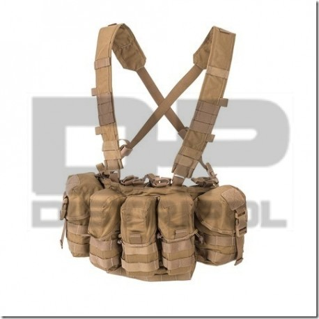 Chest rig Guardian de Helikon Tex