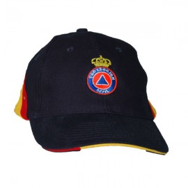 GORRA MULTITALLA PROTECCIÓN CIVIL