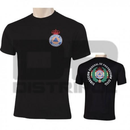 CAMISETA PROTECION CIVIL DGPC LAURE