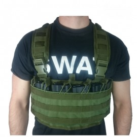 Chest Rig de Asalto Rápido