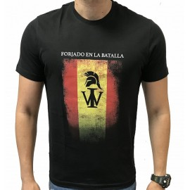 CAMISETA IMMORTAL WARRIOR FORJADO BATALLA