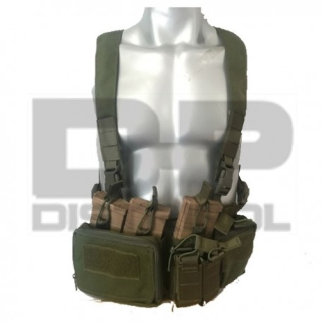 CHALECO IMMORTAL CHEST RIG COMBAT