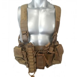 CHALECO CHEST RIG IMMORTAL WARRIOR ASSAULT 1000D