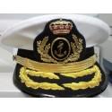 Gorra Almirante Armada
