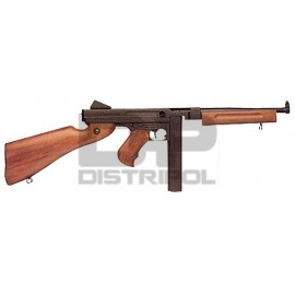 THOMPSON MILITARY  M1A1 FULL METAL DE CYBERGUN