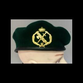 Boina Guardia Civil. OFICIALES