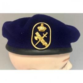 Boina Guardia Civil Servicio Aéreo. CABOS y GUARDIAS