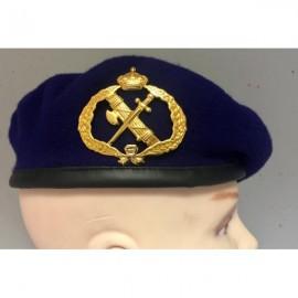 Boina Guardia Civil Servicio Aéreo. OFICIALES