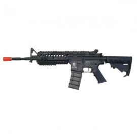 ACE OF SPADES ELECTRIC RIFLE M4 BLACK