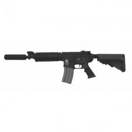 ACE OF SPADES ELECTRIC RIFLE M4A1 RAS NEGRO