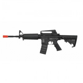 ACE OF SPADES ELECTRIC RIFLE M4A1 SPORT LINES BLACK