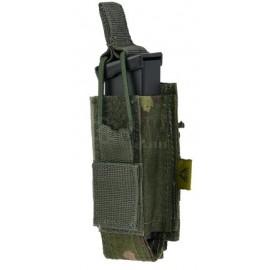 Funda portacargador de pistola DELTA TACTICS Boscoso Pixelado