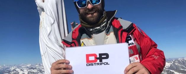 DistriPol Patrocinador de Gran Paradiso 2017