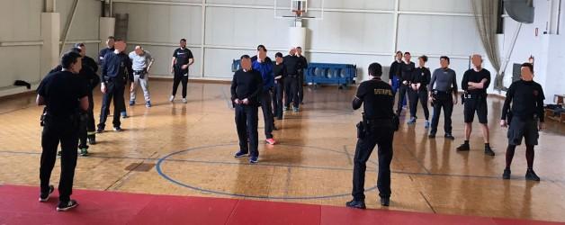 Nuevo Curso Policial en Zaragoza