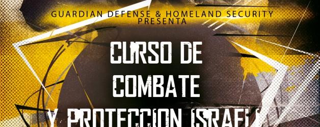 Curso de  Combate y Protección israelí Contraterrorismo