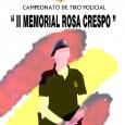 """DistriPol patrocinador del 2º. Campeonato de Tiro Policial Memorial """"Rosa Crespo"""""""