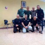 Curso de LEFR-TCC en Valladolid