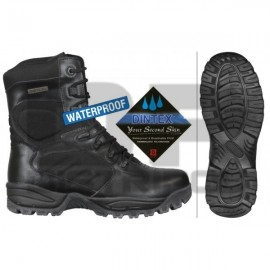 BOTA TACTICA  NEGRA WATERPROOF