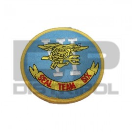 PARCHE NAVY SEAL VI TEAM