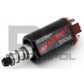 Infinite Torque-Up Motor Long orange