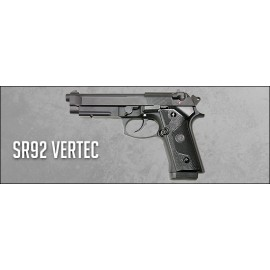 SR92 Vertec full metal